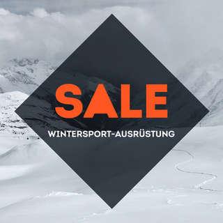 Entdecke Wintersportausrüstung im Sale