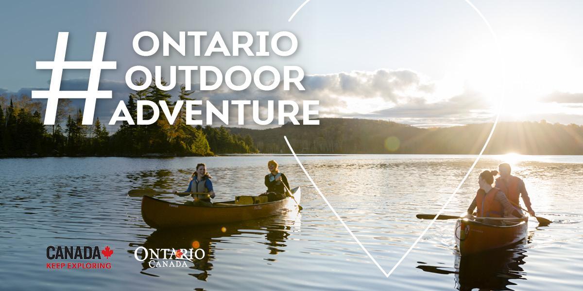 #OntarioOutdoorAdventure
