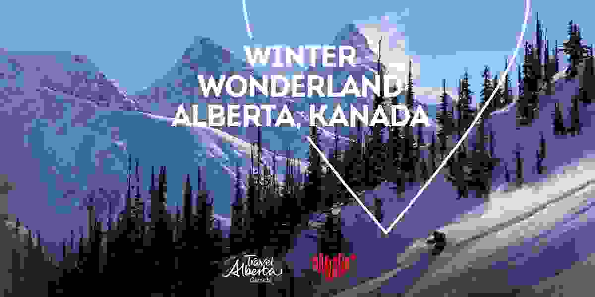 Winterwonderland Alberta