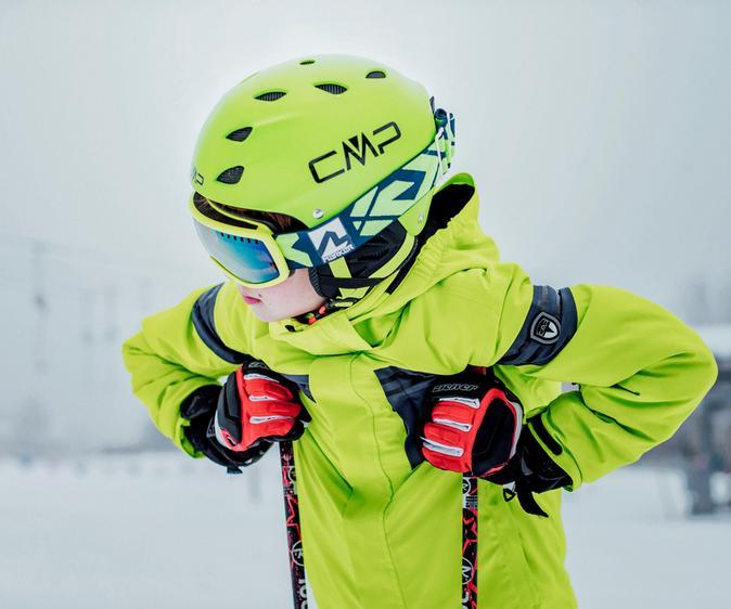 Skijacken für Kinder