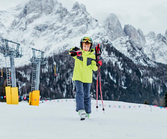 Skihosen für Kinder