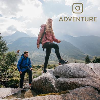 Instagram Adventure