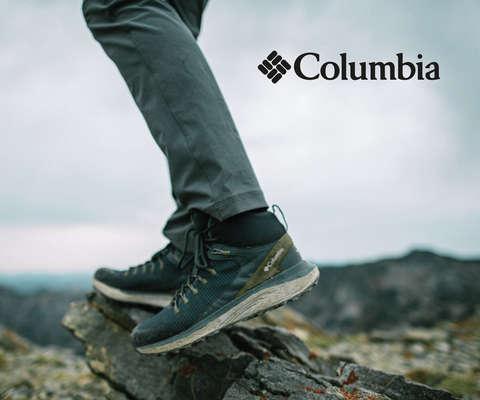 Trailstorm Wanderschuh von Columbia
