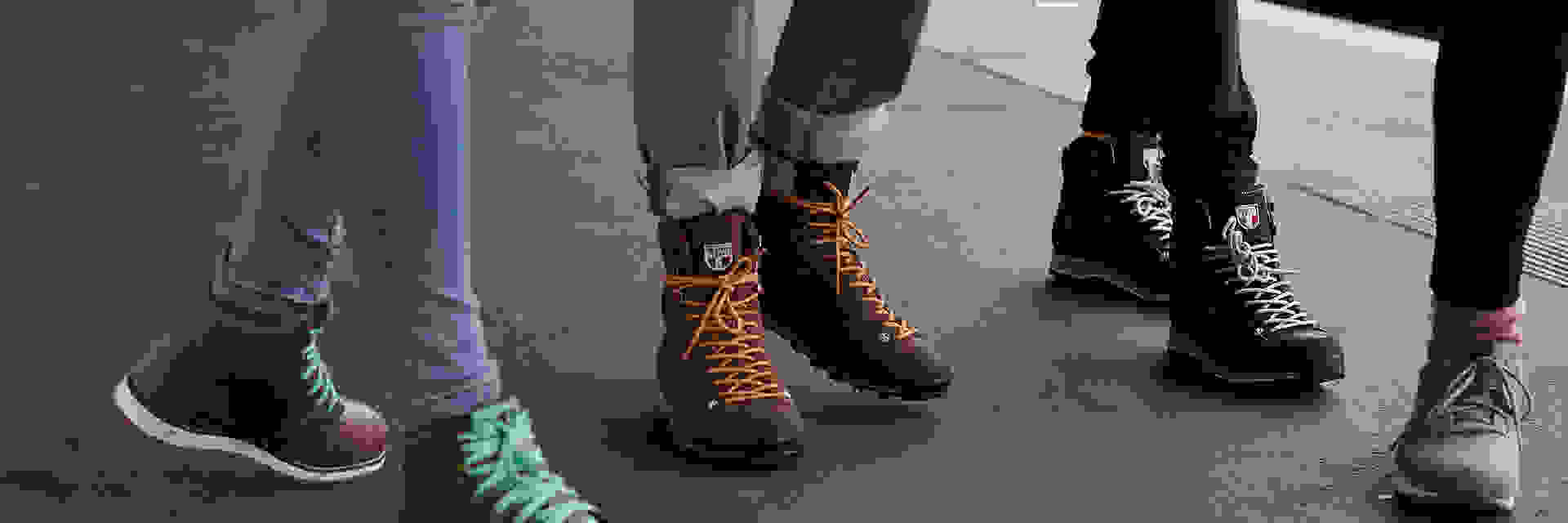 Zu den Urban Outdoor Schuhen