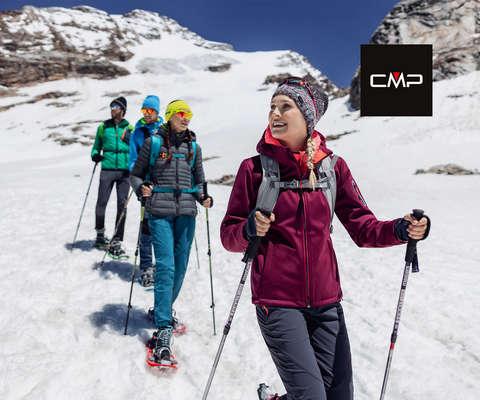 Wandersortiment von CMP