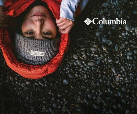 Columbia Wandersortiment entdecken