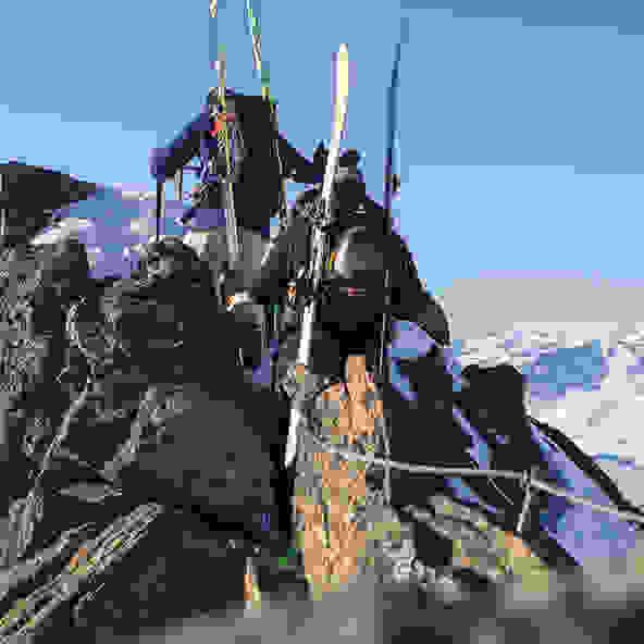 Zu den Deuter Skirucksaecken
