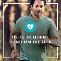 Funktion Herzfrequenz-Messung