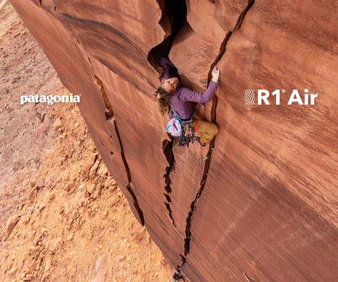 Patagonia R1 Jacke