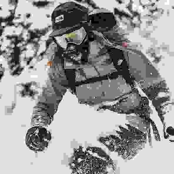 Zu den Skijacken