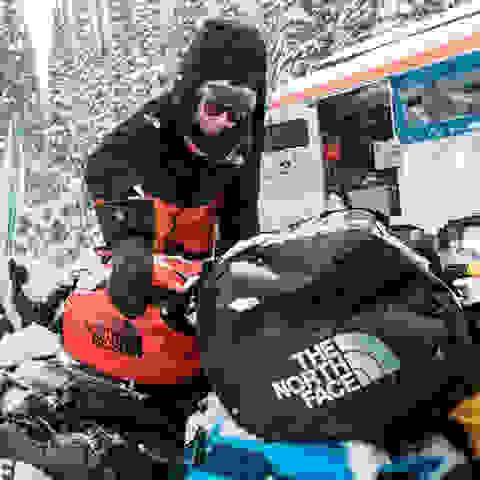 Reise und Sporttaschen von The North Face