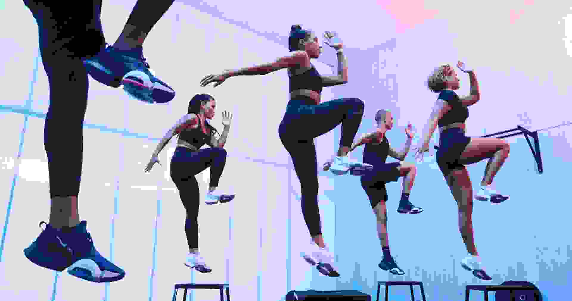 Nike Superrep Group Training