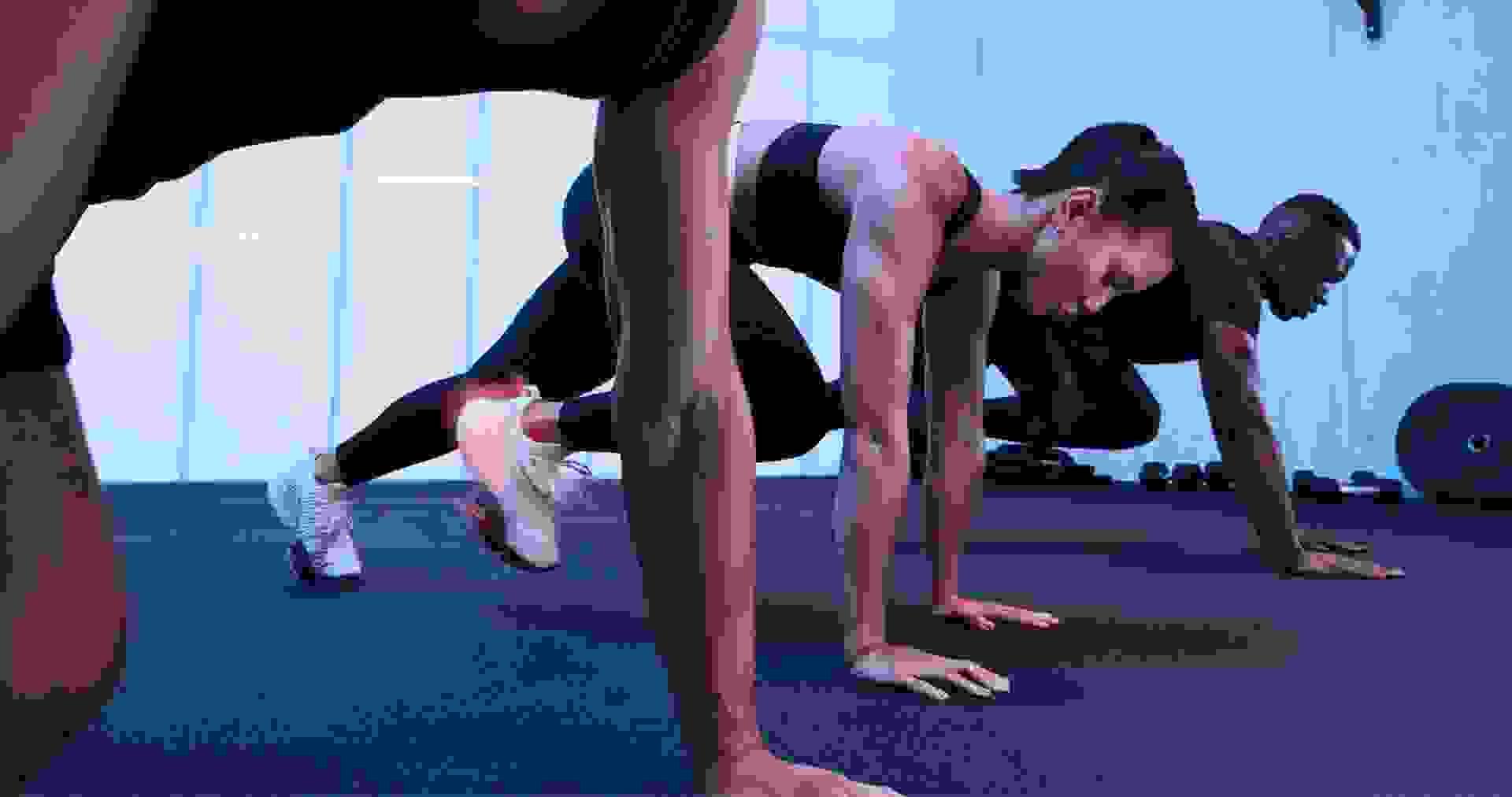 Nike Superrep Flexibilität