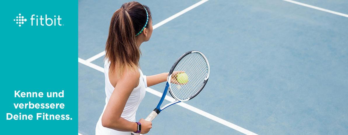 Fitbit Tennis