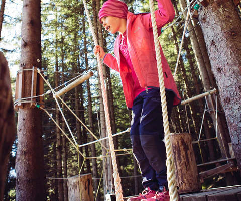 Kinder Waldkindergarten