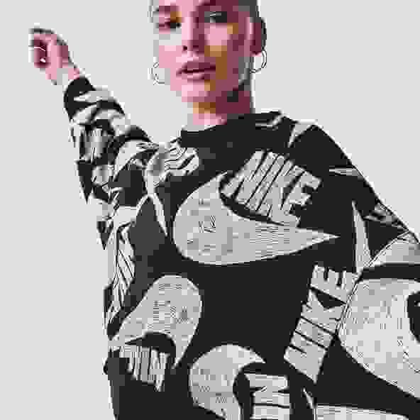 Sweatshirt JDI Swoosh Style
