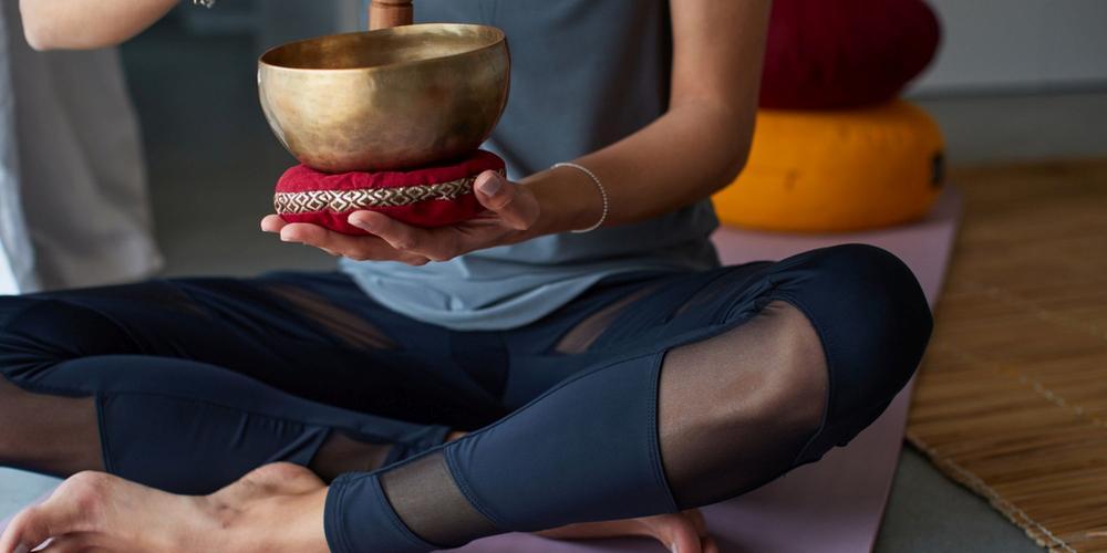 Yoga Ausrüstung