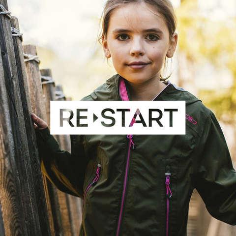 Entdecke das Wandersortiment für Kinder