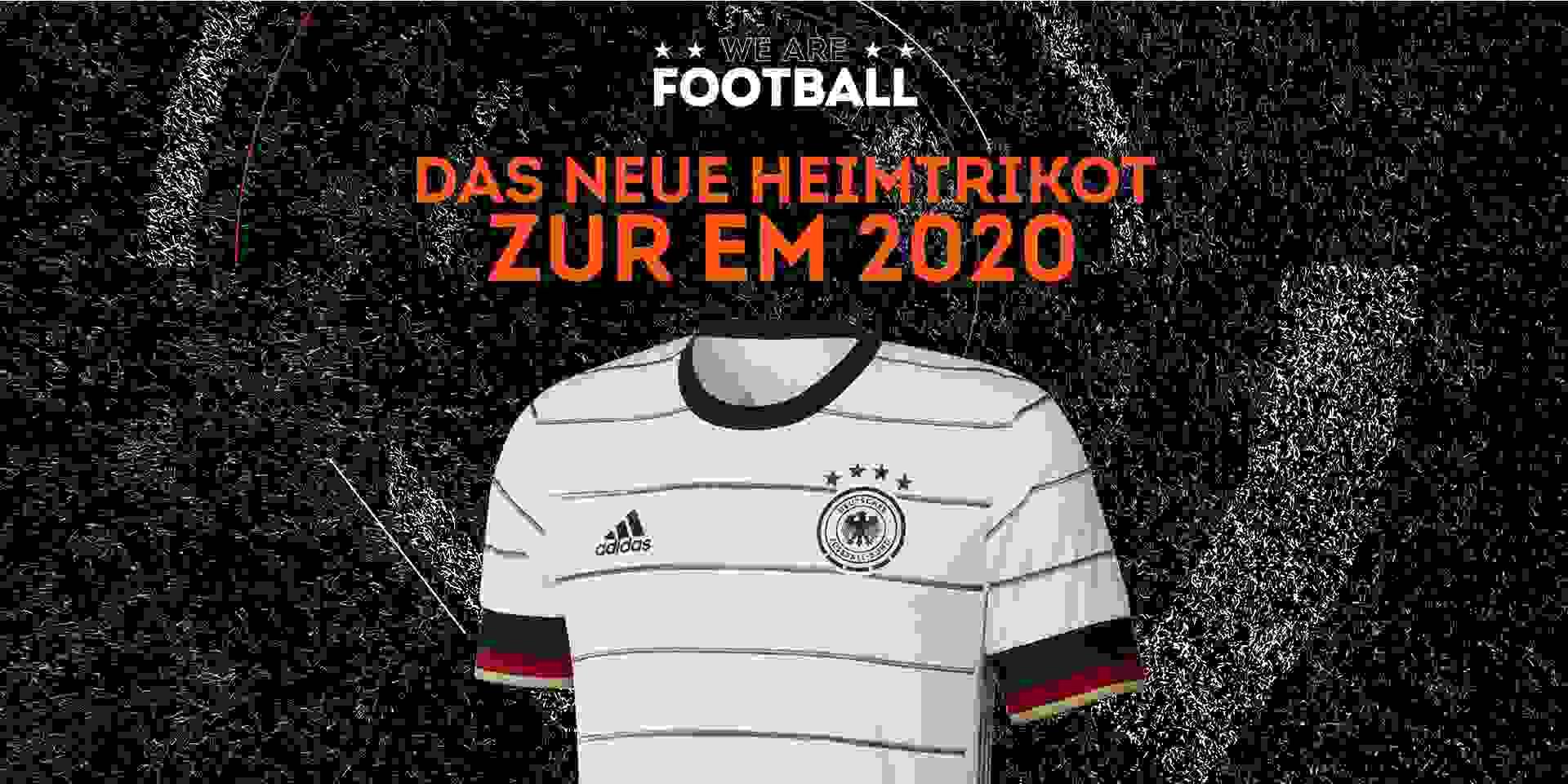 zum neuen DFB Trikot