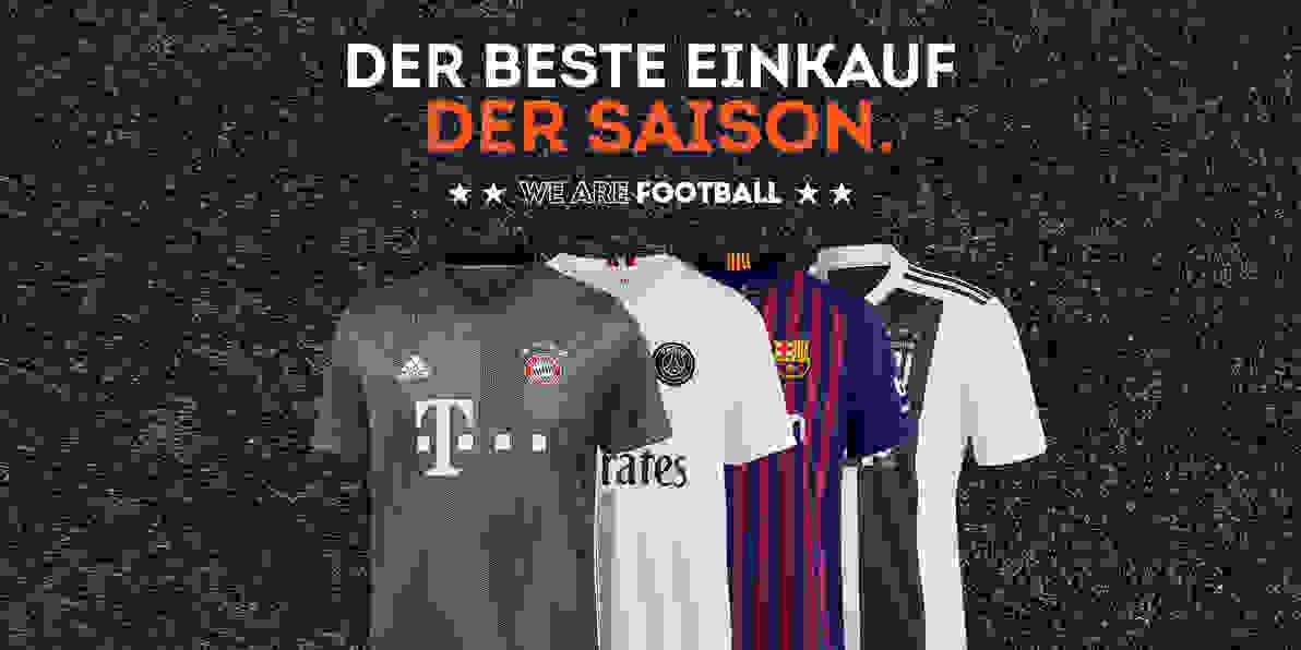 We are Football Bundesligastart