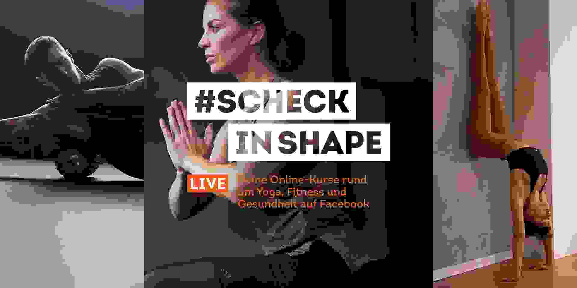 Online-Kurse rund um Yoga, Fitness und Gesundheit