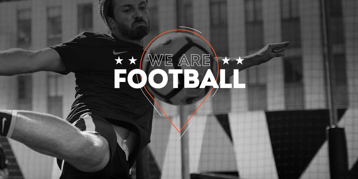 Fußball WM Kampagne