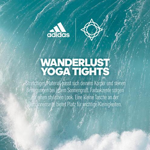 adidas Wanderlust Tight Text