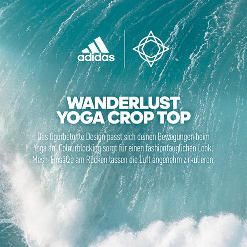adidas Wanderlust Top