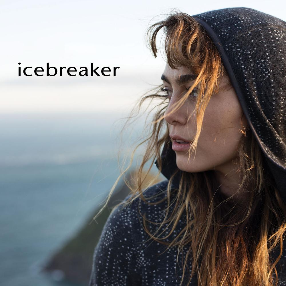 Damen Markenteaser Icebreaker