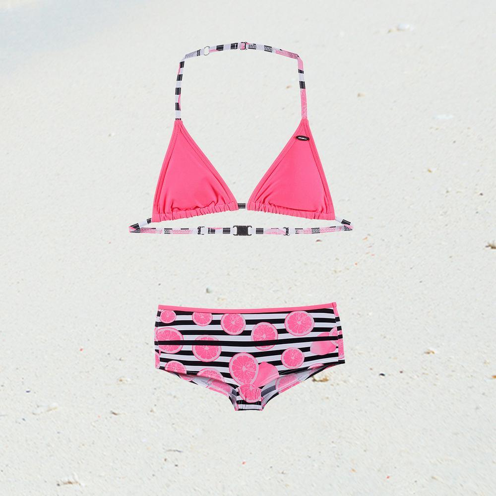 Zu den Bikinis und Badeanzügen