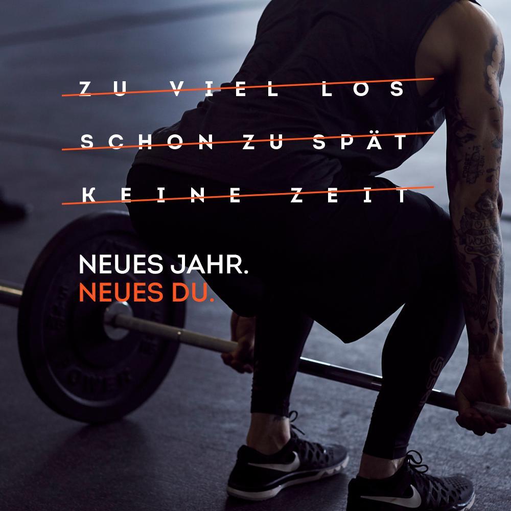 Fitness Kampagne Herren