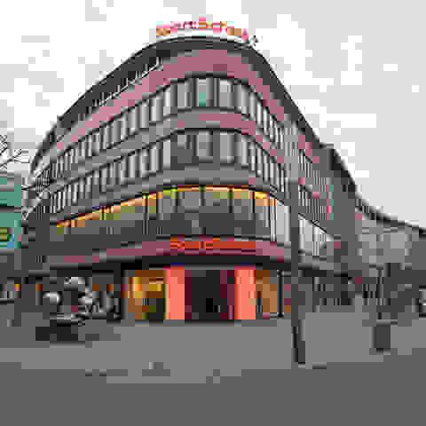 Bild von der SportScheck Filiale Hannover