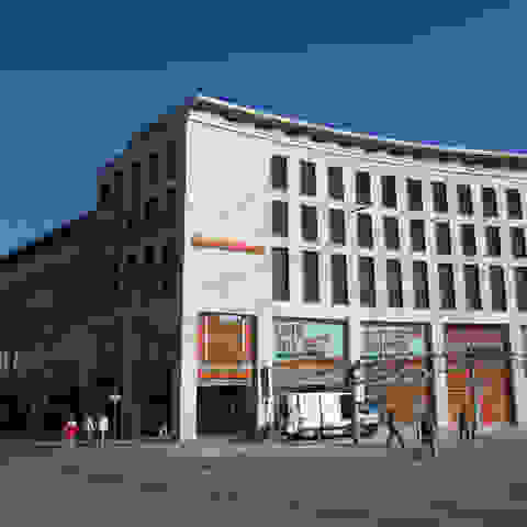 Bild von der SportScheck Filiale in Kassel