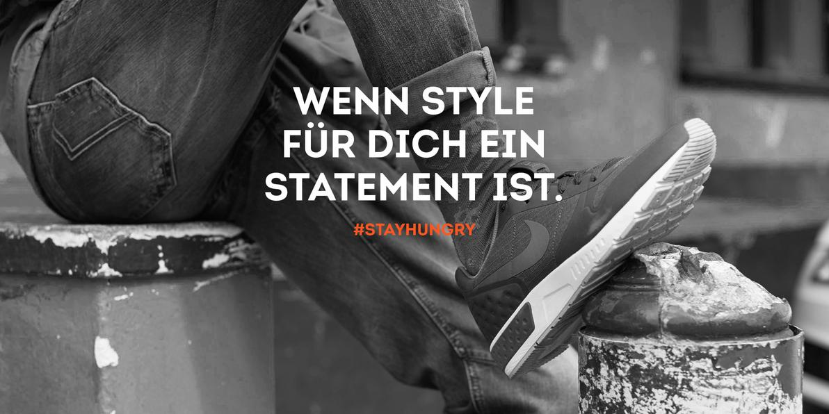 Streetwearkampagne Teaser
