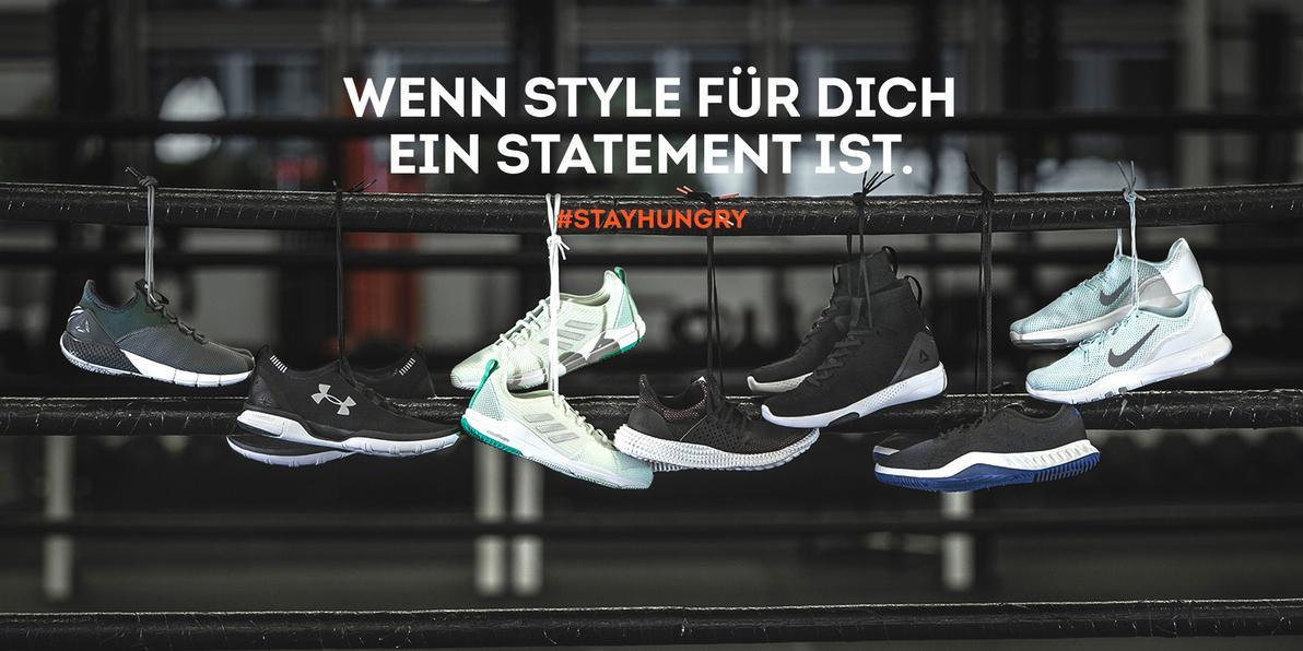 Training Schuhe
