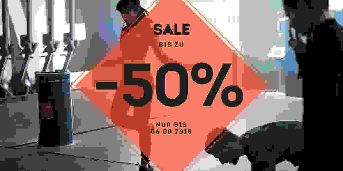 SALE bis zu 30% reduziert