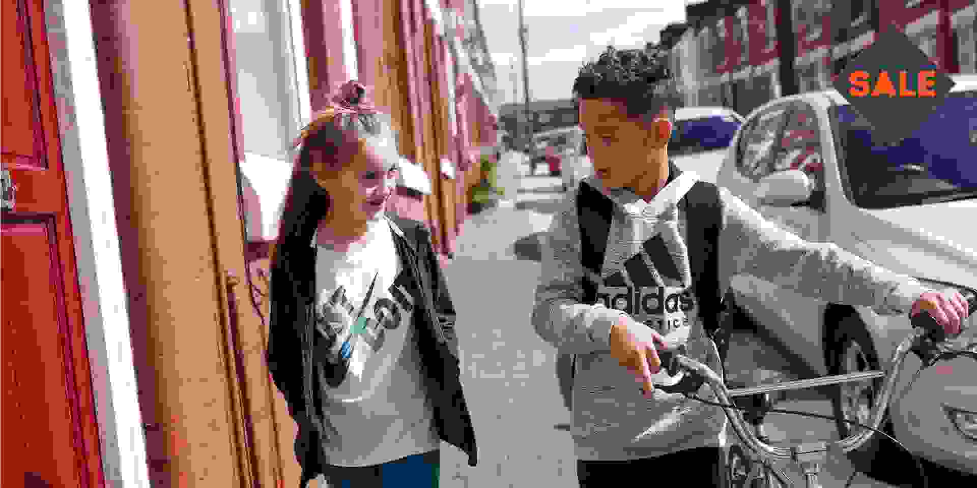 Kinder Sportswear im Sale