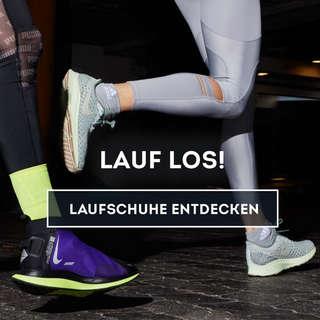 Entdecke unsere Laufschuhe für Damen