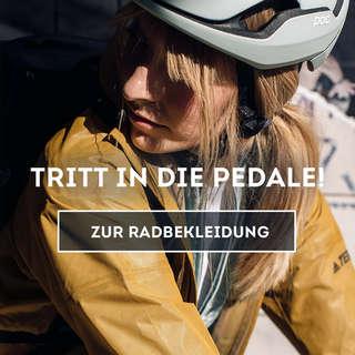 Entdecke unsere Radbekleidung für Damen