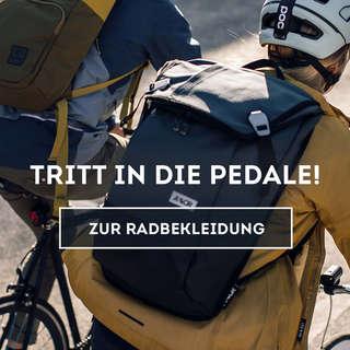 Entdecke unsere Radsportbekleidung