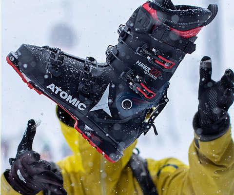 Finde den richtigen Skischuh