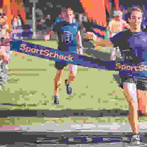 Der Gewinner des SportScheck Runs Freiburg
