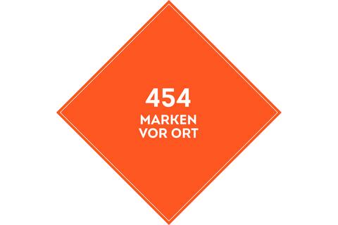 SportScheck Filiale München bietet über 500 Marken vor Ort
