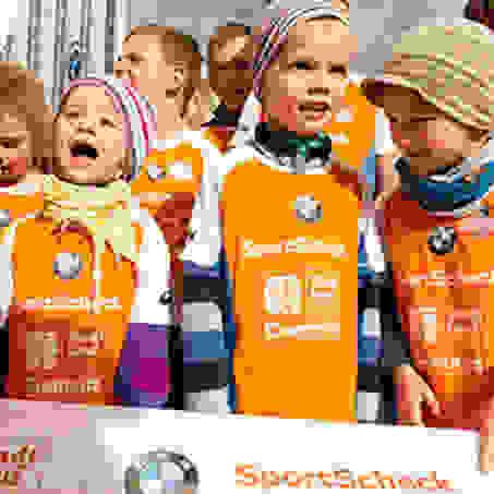 Auch beim Stadtlauf in Chemnitz sind viele Kinder am Start.