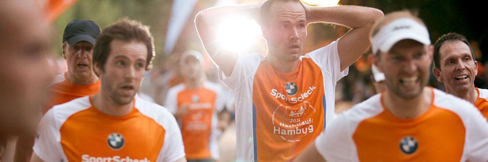 Der SportScheck Stadtlauf in Hamburg