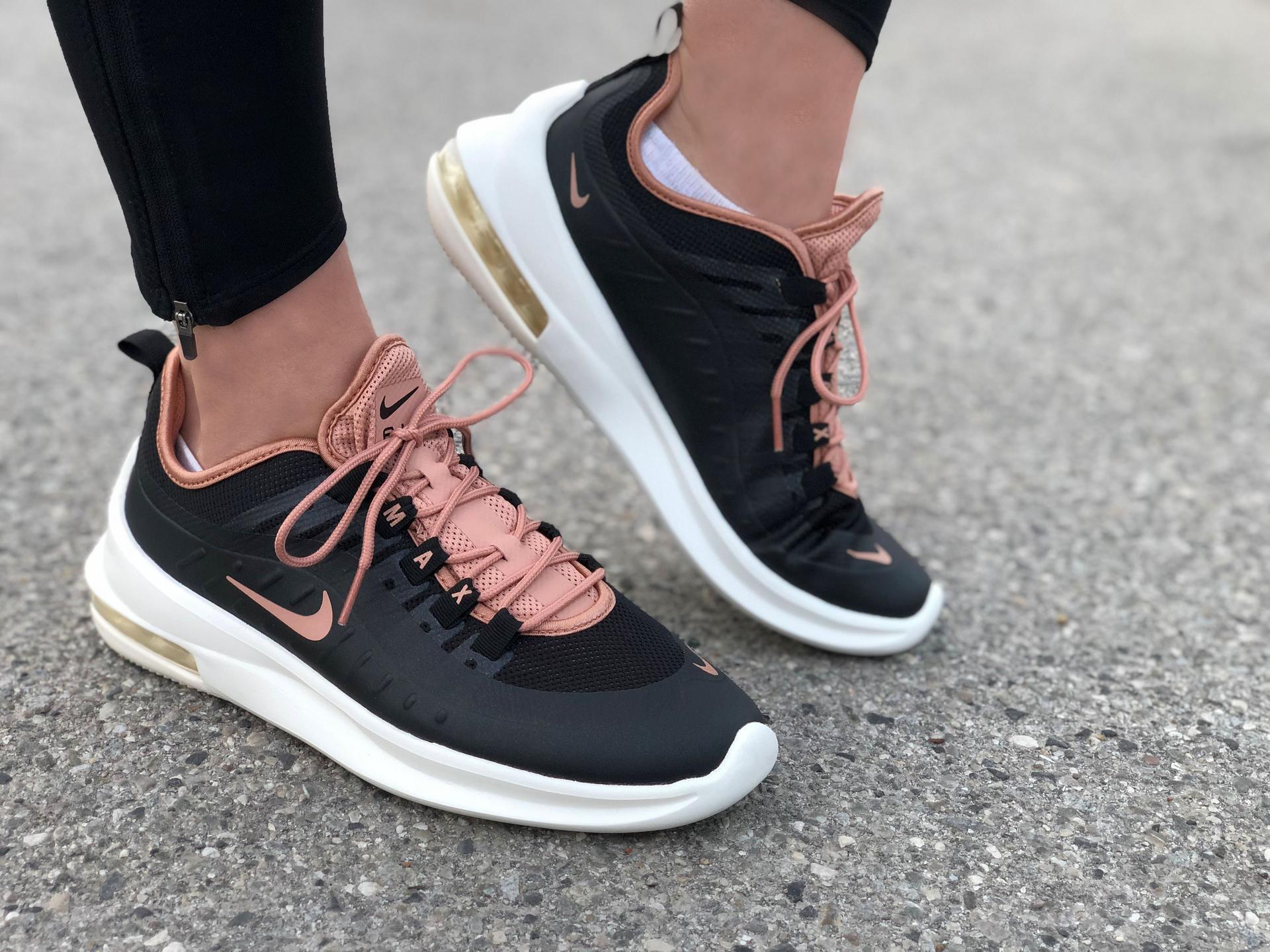 Nike Air Max Axis Sneaker Damen aluminum black sail metallic im Online Shop von SportScheck kaufen