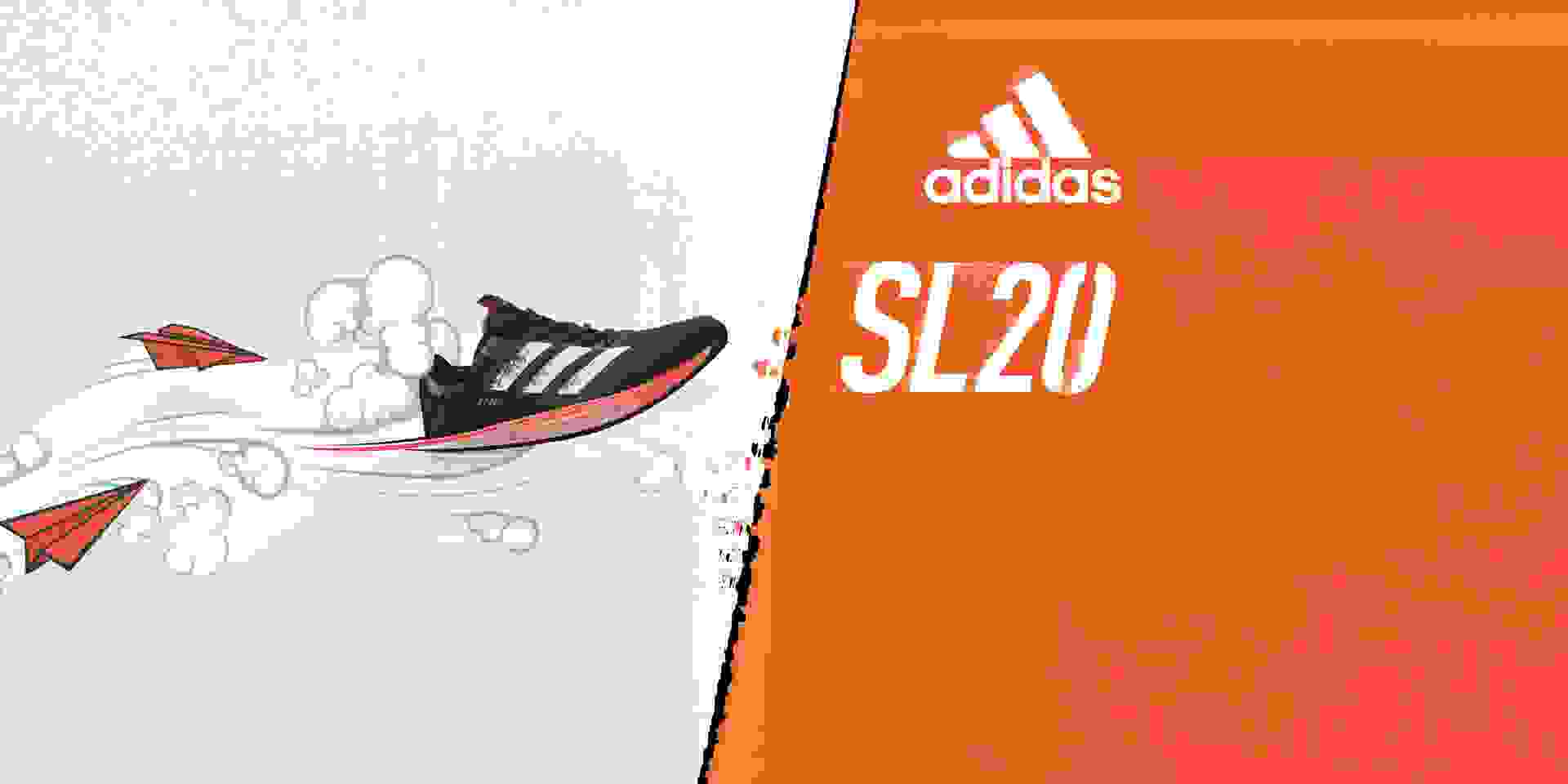 adidas SL20 4