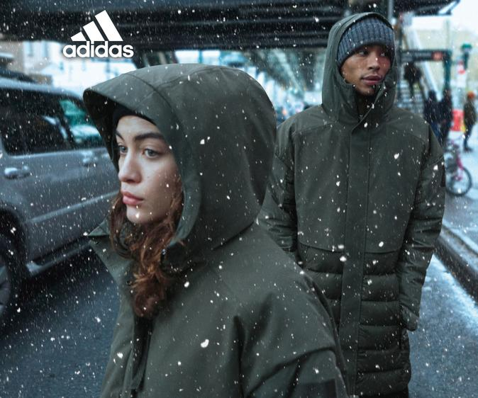 adidas Myshelter Winter Parka