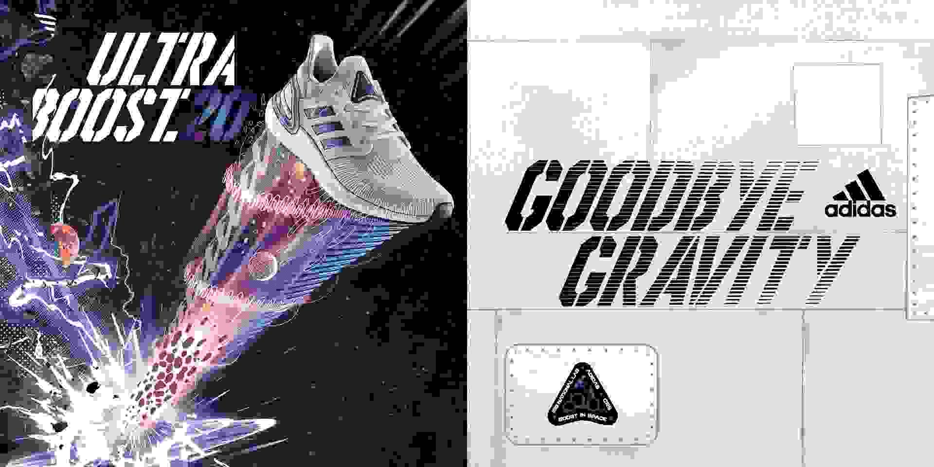 zur Adidas Ultraboost20 Kollektion