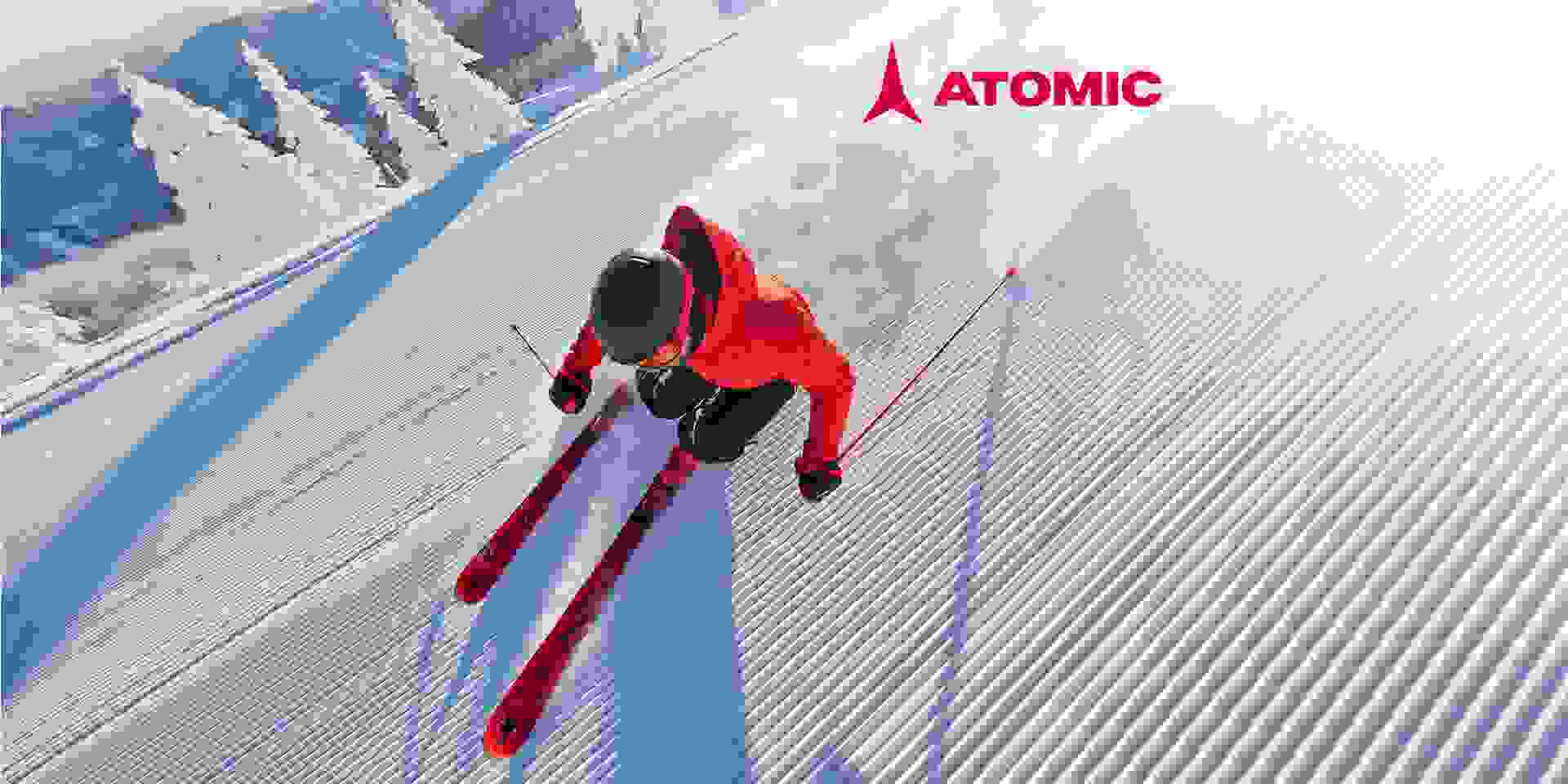 zum Wintersportsortiment von Atomic